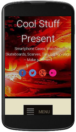 mobile-website-design-west-los-angeles-cool-stuff-present-iphone